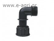 "ELBOW WELLS 1""X1"""