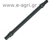 PVC SPAGHETTI (with two adaptors)