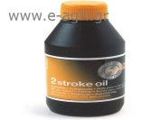 2-CYCLE ENGINE OIL AND LUBRICANTS 0.1Lt