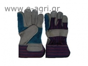 GLOVES LEATHER Palm Panin Expanded