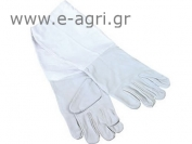 GLOVES LEATHER BEEKEEPING (50cm)