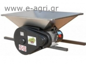 ΣΠΑΣΤΗΡΑΣ ηλεκτροκίνητος 1ΗΡ INOX 90Χ60cm
