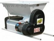 GRAPE CRUSHER with splitter 1HP 90x60cm