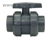 "BALL VALVE THREADED 1 ""X1"""