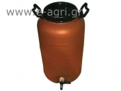 DRUM WITH HANDLE 40 LIT