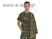 CAMOUFLAGE SHIRT T-Shirt L