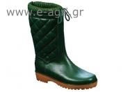 HUNTER BOOT WITH FUR N0 42