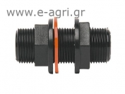 """TANK ADAPTOR 3/4""""X3/4"""" X70mm"""