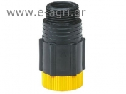 PRESSURE REGULATOR MALE-FEMALE (M-F) 3/4""