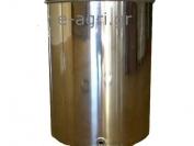 TANK INOX (Flat bottom) 100L