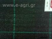 WOVEN GEOTEXTILES (Black color) 2X100m.