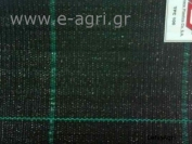 WOVEN GEOTEXTILES (Black color) 4X100m.