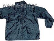 WINDPROOF JACKET BLUE XL