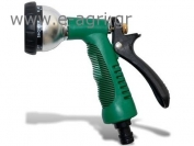 8 PATTERNS WATERING SPRAY GUN IRRILE PLUS